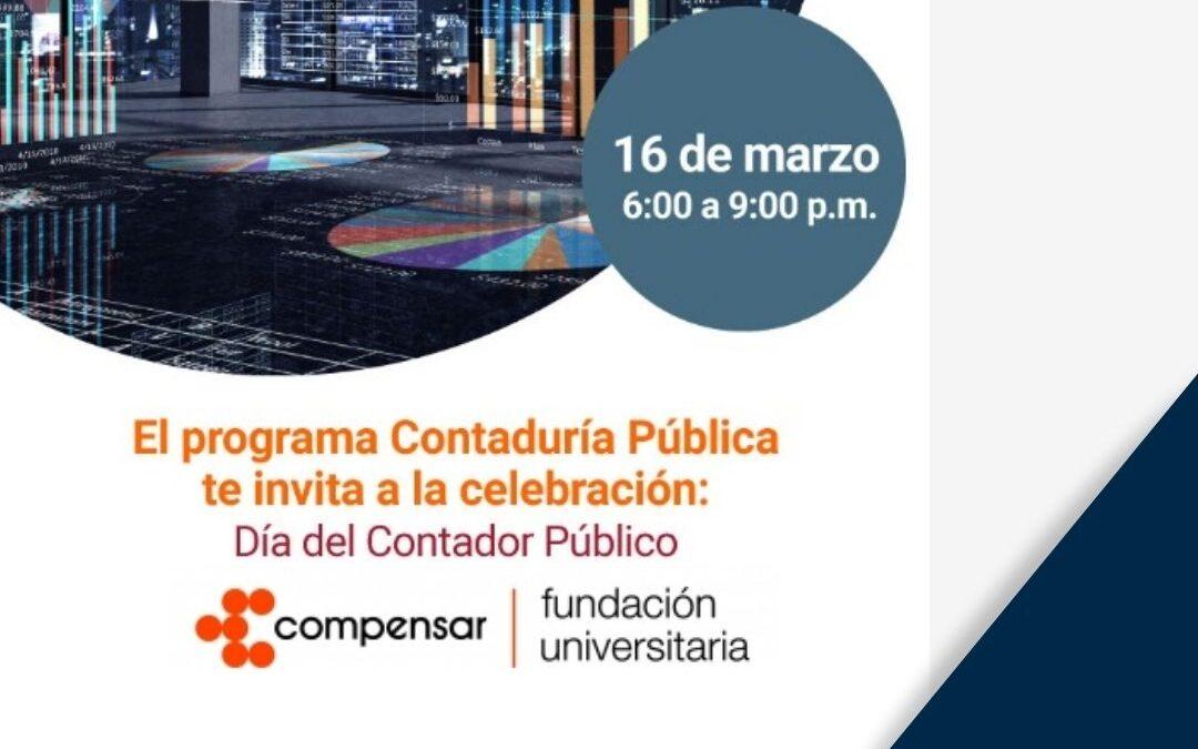 Conferencias día del Contador Público – Fundación Universitaria Compensar