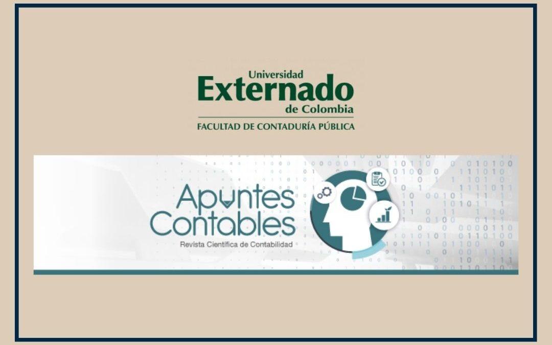 Revista de Contabilidad Apuntes Contables