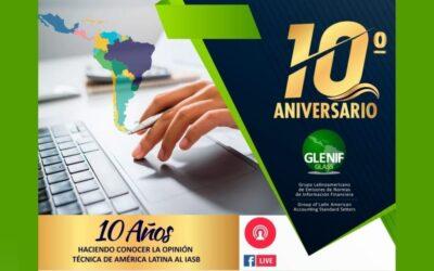 Jornadas Técnicas – 10° Aniversario del GLENIF